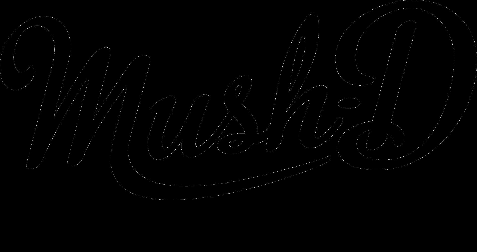 Mush-D Logo Vitamin D-licious